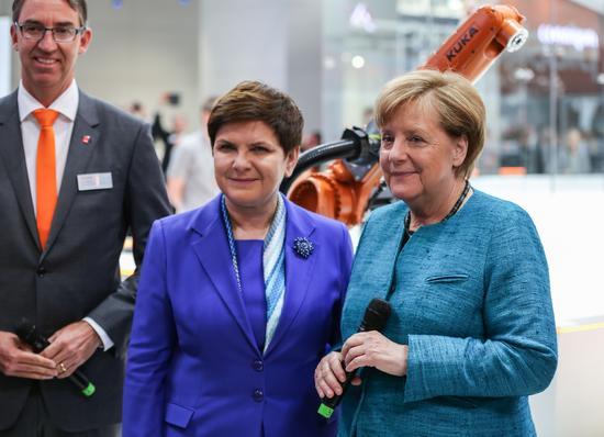 <b>利菲尔特净化设备首度亮相2017年德国汉诺威工业博览</b>